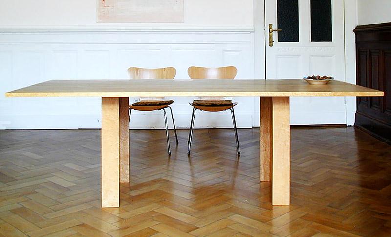 Tisch Herstellung Nach Mass Berlin Design